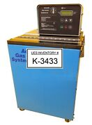 Accurate Gas Control Systems Agt354d-1 Chiller High Temp Alarm Fault Used As-is
