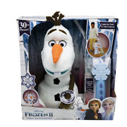 Disney Frozen 2 Follow Me Friend Olaf Talking Singing Moving With Controller New