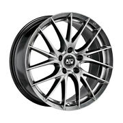 Jantes Roues Msw 29 Audi A8 Staggered 20022009 8.5x19 5x112 Et 43 Hyper Dar B28