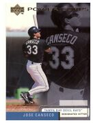 Challengers For 70 Mlb Nr.12 Power Corps Andacute99 Jose Canseco Tampa Bay Devil Rays