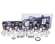 Engine Overhaul Kit With Rod Bolts Fits International 1566 Tractor