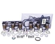 Engine Overhaul Kit With Rod Bolts Fits International 4186 Tractor