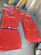 New Repo 1960 Pontiac Bonneville Seat Covers Front Buckets 60 Catalina Coupe
