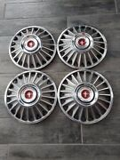 1967 Oem Ford 14-in Hubcaps