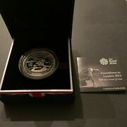 Great Britain - United Kingdom - 2009 - 5 Pounds Xxx Olympics - Silver Proof