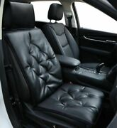 Big Ant Pu Leather Auto Seat Cover Pad Pain Relief Cushion For Car Driver Seat
