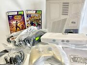 Used Xbox 360 320gb Kinect Star Wars Limited Edition From Japan