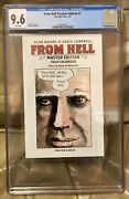 From Hell Preview Ashcan 1 07/18 Alan Moore - Very Rare Sdcc One Shot
