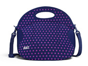 Built Ny Lb12-mnv Spicy Relish Neoprene Lightweight Insulated Lunch Bag With Dot