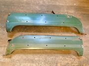 1948 Packard Custom 8 Fender Skirts Left And Right Very Good Original Cond 48
