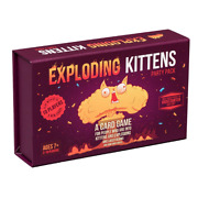 Exploding Kittens Card Game Party Pack For Up To 10 Players, New, Free Shipping
