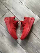 Under Armour Curry 6 Heart Of The Town Red Basketball Shoes 3020612-603 Sz 8.5