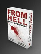 From Hell And From Hell Companion Slipcase Edition [box Set] Moore, Alan Paperbac