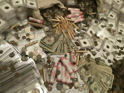 Estate Sale Vintage Coin Collection Mixed Old Us Coins Silver Uncirculated