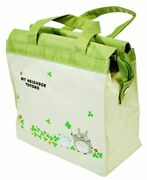 Skater My Neighbor Totoro Insulated Lunch Cooler Bag Clover Ubc1 From Japan