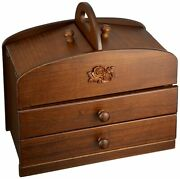 Chatani Industry Japanese-made Wooden Sewing Box 020-301 From Japan