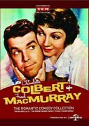 Claudette Colbert And Fred Macmurray The Romantic Comedy Collection