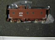 Precision Scale Brass Southern Pacific 614 N Scale Caboose