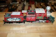 Piko 38246 North Pole Express 1224 G Scale Camelback Steam Locomotive And Tender