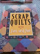 Quick Rotary Cutter Quilts And Scrap Quilts Fast And Fun By Oxmoor House