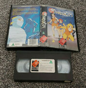 Thundercats Vol Iv 4 Snarf Takes Up The Challenge Pal Vhs Video Kids Children