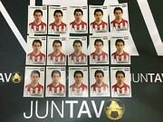 15 X Van Nistelrooy Champions 00 01 Rookie Sticker Invest Soccer Rc Psv
