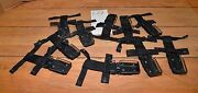10 New Old Stock Bianchi Universal Military Holster Equipment Quick Holder Lot