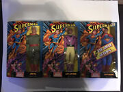 Mego Corp. Superman 12 1/2 Fly Away Action Figure 1977 Vintage Mint In Box