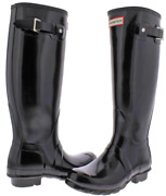 Hunter Womenand039s Tall Rain Boots Gloss/matte Pick Size And Color