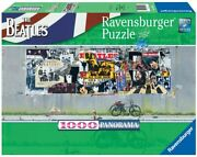 Ravensburger Beattles Anthology Wall 1000 Piece Jigsaw Puzzle For Adults -...
