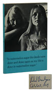 In Watermelon Sugar Signed By Richard Brautigan First Trade Edition 1st 1968