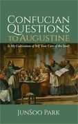 Confucian Questions To Augustine Hardback Or Cased Book