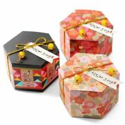 Vintage Mini Kraft Paper Candy Boxes For Diy Parties Packaging Gift With Ribbons