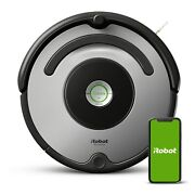 Irobot Roomba 677 Vacuum Cleaning Robot - Manufacturer Certified Refurbished