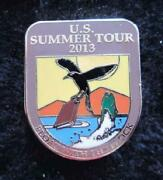 Phish Summer Tour 2013 Pin Collectible Limited Edition