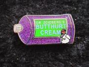 Phish Futurama Dr Zoidberg's Butthurt Cream Pin Collectible Limited Edition