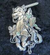 Phish Trusty Steed Serlo 2014 Music Collectible Pin Limited Edition Original