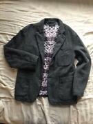 Engineered Garments Tweed Jacket Gray Size M Mens Used Authentic From Japan
