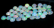8x8 Mm Natural Ethiopian Opal Lot Opal Faceted Aaa Fire Opal Loose Gemstone