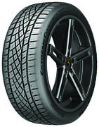 4 New Continental Extremecontact Dws06 Plus - 255/50zr20 Tires 2555020 255 50 2