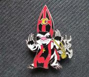 Phish Pope Sloth 2015 Serlo Pin Le50 Music Collectible Limited Edition