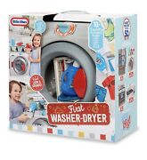 Little Tikes First Washer Dryer - Realistic Pretend Play Appliance For Kids I...