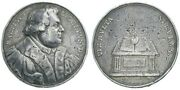 1683 Martin Luther, 200th Anniversary Of Birth, 45mm, Silver, Vf, Whiting 9 Rare