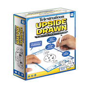 Usaopoly Telestrations Upside Drawn - Team Game From The Makers Of Telestration