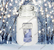 Yankee Candle - White Christmas - 22oz - Hard To Find