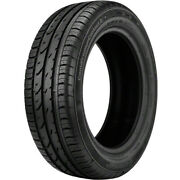 1 New Continental Contipremiumcontact 2 - P215/55r17 Tires 2155517 215 55 17