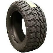 2 New Red Dirt Road M/t Rd6 - Lt33x12.50r17 Tires 33125017 33 12.50 17