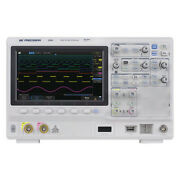 Bandk Precision 2566 Bench Digitial Oscilloscope 200 Mhz 2 Channels 8.0 In