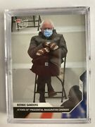 Bernie Sanders 20 Card Lot Topps Now 2020 Usa Election 21 Meme Coat Sold Out