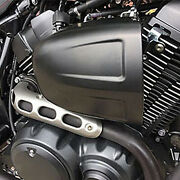Motorcycle Air Cleaner Kit System Assembly Black Fits For Yamaha Xv950 Parts